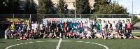 Игроки «Арсенала» награждают победителей Летнего Кубка ТГФФ., Фото: 92