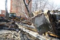 Снос дома на пересечении ул. Гоголевской и Свободы. 5.02.2015, Фото: 14