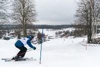 Третий этап первенства Тульской области по горнолыжному спорту., Фото: 56