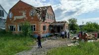 Демонтаж незаконных цыганских домов в Плеханово и Хрущево, Фото: 9