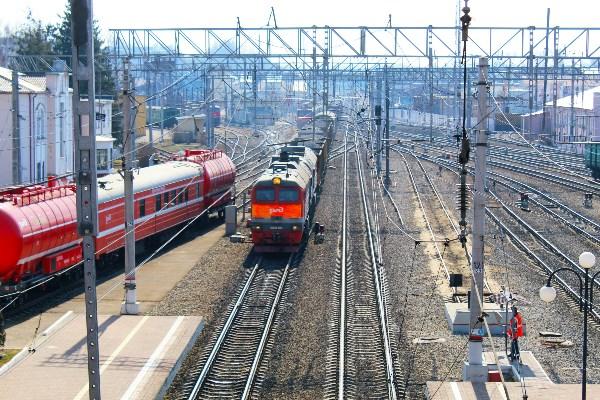 Вены города. Московский вокзал.