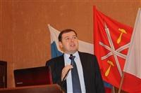 Андрей Спиридонов, министр Тульской области, познакомил студентов с проектом «Открытый регион 71», Фото: 8