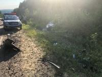 Жуткая авария в Заокском районе, Фото: 6