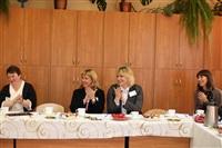 Встреча губернатора с учителями 11 гимназии, Фото: 12