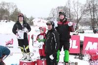 Второй этап чемпионата и первенства Тульской области по горнолыжному спорту., Фото: 46