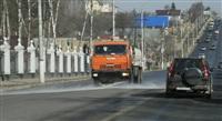 Субботник в Комсомольском парке с Владимиром Груздевым, 11.04.2014, Фото: 19