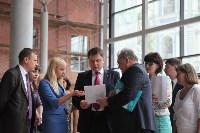Груздев оценивает ход реставрации в Кремле. 22.06.2015, Фото: 18