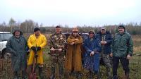 В Тульской области обнаружено еще одно братское захоронение советских воинов времен ВОВ, Фото: 4