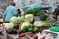 Стихийный рынок на ул. Пузакова, Фото: 18