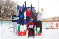 В Туле определили чемпионов по пляжному волейболу на снегу , Фото: 66