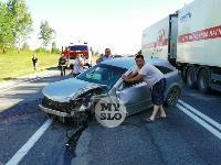 В серьезном ДТП под Тулой пострадали шесть человек, Фото: 18