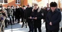 Владимир Груздев и руководители Фонда содействия реформированию ЖКХ в Кимовске , Фото: 9