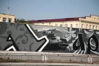 """Граффити """"Тула - арсенал и щит России"""", Фото: 5"""