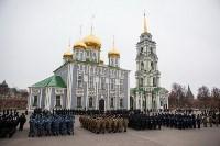 Митинг сотрудников ОВД в Тульском кремле, Фото: 73