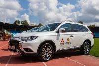 Новые автомобили для арсенала от ГК Автокласс, Фото: 4