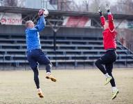 Тульский «Арсенал» начал подготовку к игре с «Амкаром»., Фото: 38