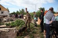 Демонтаж незаконных цыганских домов в Плеханово и Хрущево, Фото: 82