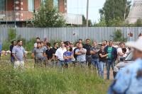 Демонтаж незаконных цыганских домов в Плеханово и Хрущево, Фото: 19