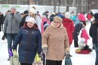 В Центральном парке Тулы прошли масленичные гуляния, Фото: 44