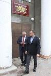 В Ясногорске Алексей Дюмин поручил привести в порядок городской парк, Фото: 24