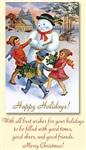 Старинные рождественские открытки, Фото: 5