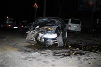 В ДТП на пр. Ленина в Туле ранены два человека, Фото: 7