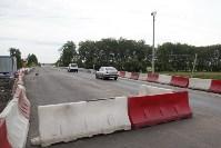 Открытие двустороннего движения по Узловскому путепроводу, Фото: 2