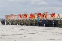 В Туле прошла первая репетиция парада Победы: фоторепортаж, Фото: 32