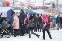 Как туляки провожали зиму на набережной Упы, Фото: 3