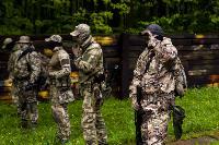 В Туле спецподразделения ОМОН и СОБР провели учения, Фото: 56