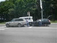 Аварии на Новомосковском шоссе. 13.06.2014, Фото: 8