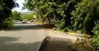 В Привокзальном округе Тулы выполняется ремонт тротуаров, Фото: 7