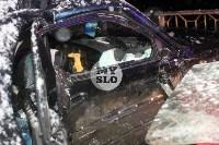 В ДТП на М-2 в Туле пострадали четыре человека, Фото: 25
