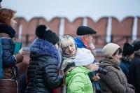 Средневековые маневры в Тульском кремле. 24 октября 2015, Фото: 45