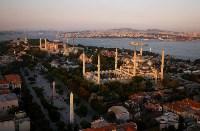 Вид на Стамбул и Мраморное море. Фото: Amos Chapple, Фото: 6