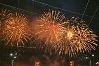 В Туле отгремел праздничный фейерверк, Фото: 6