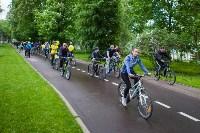 В Туле прошел большой велопарад, Фото: 71