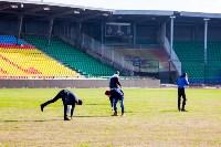 Как Центральный стадион готов к возвращению большого футбола, Фото: 42