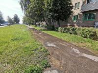 В Пролетарском районе Тулы затопило улицы и дворы: вода хлещет из колодцев, Фото: 16