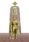 Эскизы памятника, посвященного Первой мировой войне, Фото: 1
