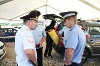 """Тульские полицейские работают на """"Дикой Мяте"""", Фото: 2"""