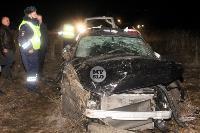 В жутком ДТП в поселке Рассвет погиб пассажир Audi A6, Фото: 2