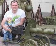 Празднование Дня Победы в музее оружия, Фото: 30