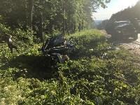 Жуткая авария в Заокском районе, Фото: 15