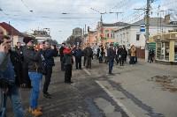 Снос аварийного дома на улице Октябрьской, Фото: 6