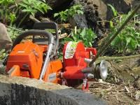 В Туле ведется расчистка Щегловского ручья от мусора, Фото: 5