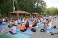 Фестиваль йоги в Центральном парке, Фото: 51