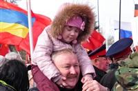 В Туле прошел митинг в поддержку Крыма, Фото: 10