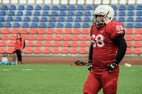Матч по американскому футболу между «Тарантула» и «Витязь», Фото: 12