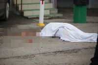 Женщина выпала из окна 11-го этажа на ул. Макаренко в Туле, Фото: 3